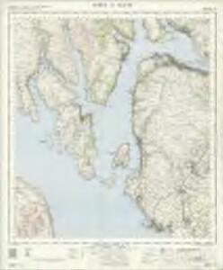 Firth of Clyde - OS One-Inch Map