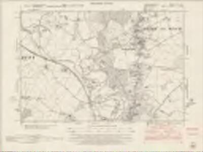 Buckinghamshire XX.SE - OS Six-Inch Map