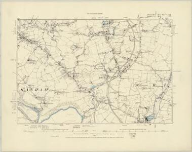 Gloucestershire LXXIII.NE - OS Six-Inch Map