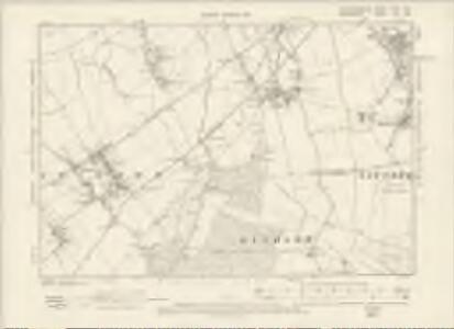 Buckinghamshire XXXVII.SW - OS Six-Inch Map