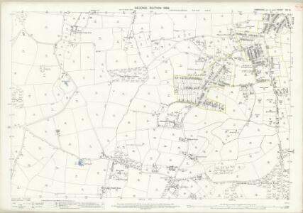 Hampshire and Isle of Wight XCI.13 (includes: Ryde) - 25 Inch Map
