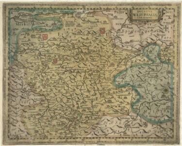 Ducatus Westphaliae Cum annexis