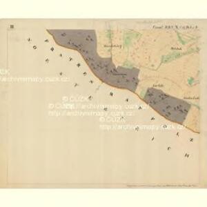 Slawathen - m2765-1-003 - Kaiserpflichtexemplar der Landkarten des stabilen Katasters