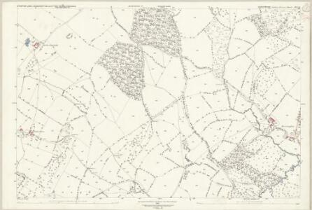 Shropshire LVII.15 (includes: Ditton Priors; Monkhopton; Stanton Long) - 25 Inch Map