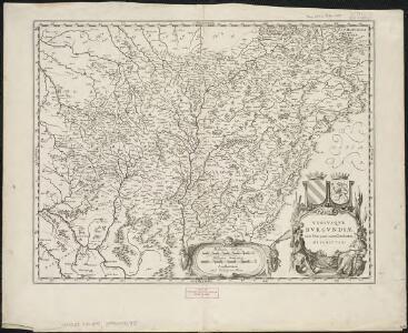 Utriusque Burgundiae, tum ducatus tum comitatus, descriptio