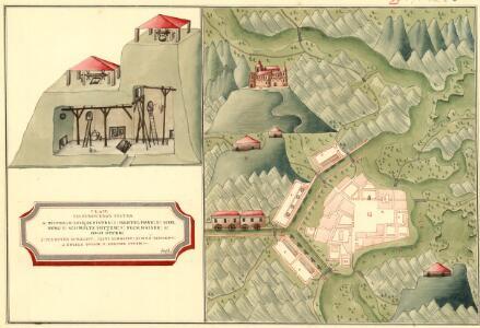 Plan des Bergwergs Pistra