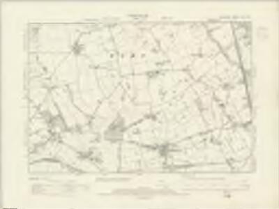Cheshire XXII.SE - OS Six-Inch Map