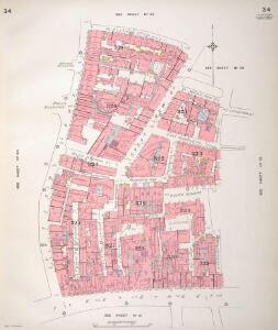 Insurance Plan of City of London Vol. II: sheet 34