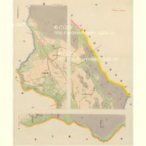 Voigtsgrün - c1670-1-002 - Kaiserpflichtexemplar der Landkarten des stabilen Katasters