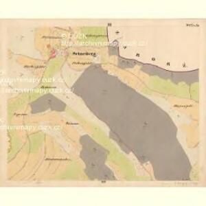 Krzizowitz - c3672-1-003 - Kaiserpflichtexemplar der Landkarten des stabilen Katasters