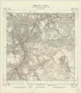 TQ36 - OS 1:25,000 Provisional Series Map