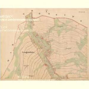 Langstrobnitz - c1135-1-001 - Kaiserpflichtexemplar der Landkarten des stabilen Katasters