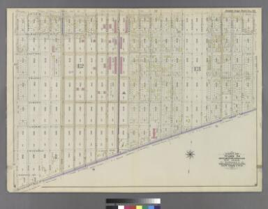 Double Page Plate No. 43: [Bounded by Pitkin Avenue, Berriman Street, New Lots Avenue and Williams Avenue.]
