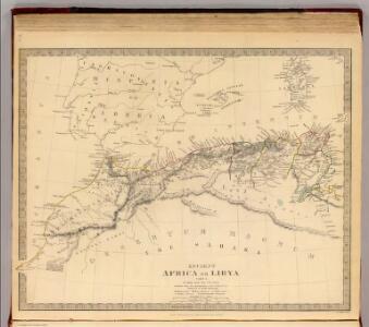 Ancient Africa or Libya I.