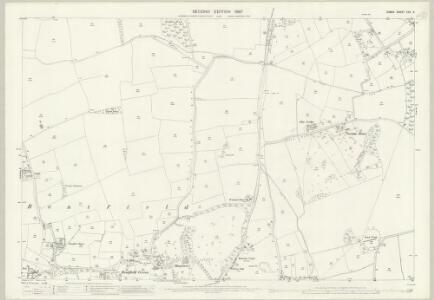 Essex (1st Ed/Rev 1862-96) XXII.4 (includes: Stanstead Mountfitchet; Ugley) - 25 Inch Map