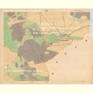 Liebesdorf - c1905-1-006 - Kaiserpflichtexemplar der Landkarten des stabilen Katasters