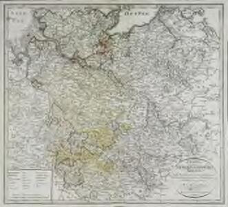 Charte vom Niedersaechsischen Kreise