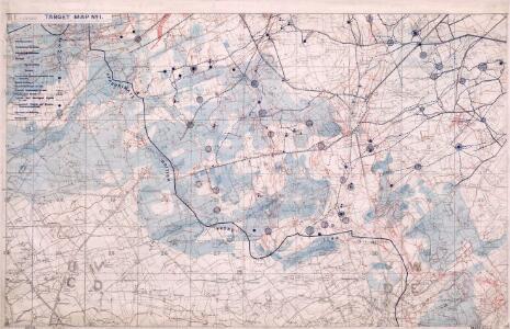 Target Map no.1