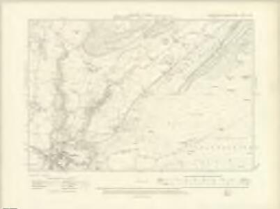 Yorkshire XCVI.SW - OS Six-Inch Map