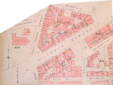 Insurance Plan of London West Vol. A: sheet 6-2