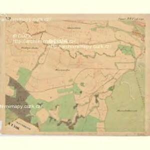 Hoeflein - m0703-1-013 - Kaiserpflichtexemplar der Landkarten des stabilen Katasters