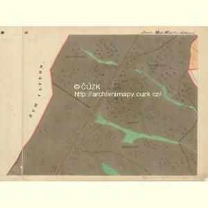 Edenthurn - m3465-1-003 - Kaiserpflichtexemplar der Landkarten des stabilen Katasters