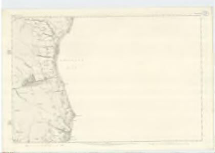 Argyllshire, Sheet CCLV - OS 6 Inch map