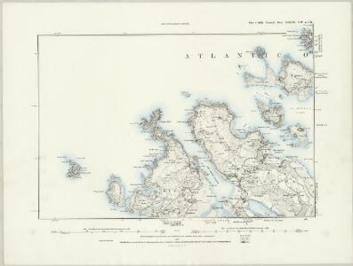Cornwall L.SW - OS Six-Inch Map