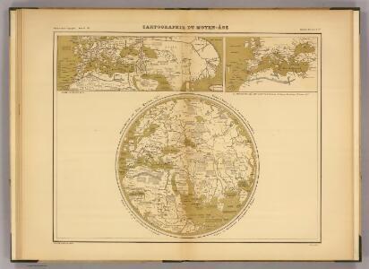 Cartographie du Moyen-Age.
