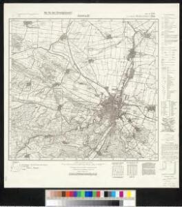 Meßtischblatt 2995, neue Nr. 5131 : Arnstadt, 1936