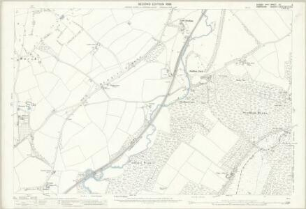 Sussex XX.3 (includes: Liss; Steep) - 25 Inch Map