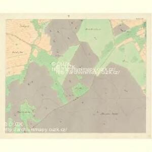 Hollubau - c1978-1-005 - Kaiserpflichtexemplar der Landkarten des stabilen Katasters