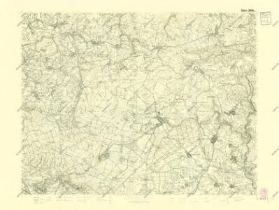 III. vojenské mapování 3949/4
