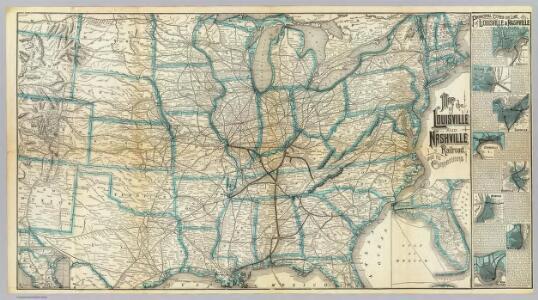Louisville and Nashville Railroad.