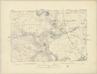 Derbyshire XXIII.SE - OS Six-Inch Map