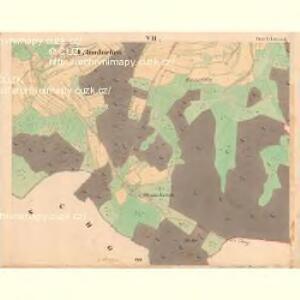 Maltschitz - c4385-1-007 - Kaiserpflichtexemplar der Landkarten des stabilen Katasters