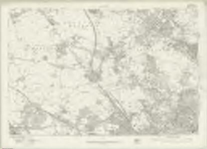 London Sheet F - OS Six-Inch Map