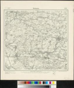 Meßtischblatt 2719 : Mettmann, 1894