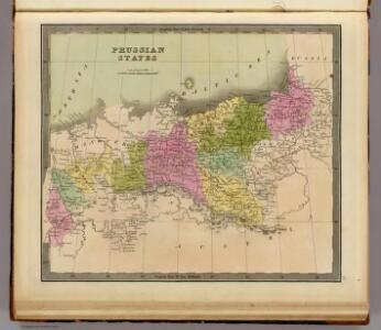 Prussian States.