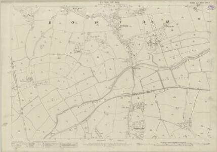Sussex XXXI.9 (includes: Bodiam; Ewhurst) - 25 Inch Map
