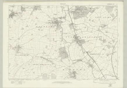 Dorset LIII - OS Six-Inch Map