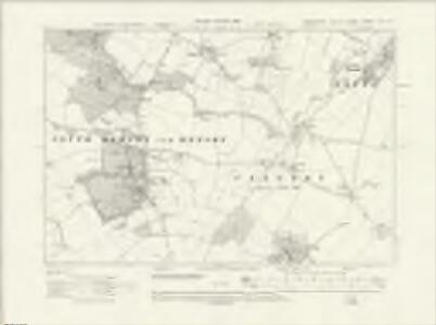 Lincolnshire LXV.SE - OS Six-Inch Map
