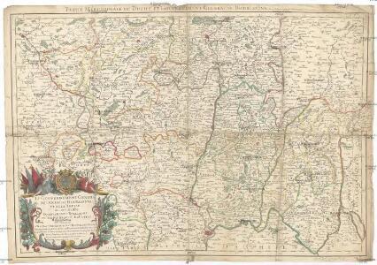 Le gouvernement general du duché de Bourgogne et de la Bresse, ou sont divisez onze grands balliages et dix balliages sub alternes