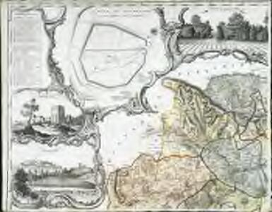 Map of Hampshire, including the Isle of Wight, 1
