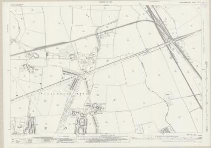 Northumberland (New Series) XCV.3 (includes: Tynemouth; Wallsend) - 25 Inch Map