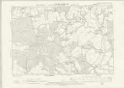 Sussex XXII.NW - OS Six-Inch Map