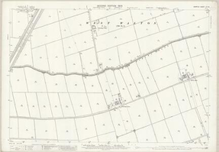 Norfolk LVI.15 (includes: Marshland St James; Stow Bardolph) - 25 Inch Map