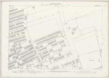 London VIII.15 - OS London Town Plan