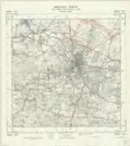 TQ75 - OS 1:25,000 Provisional Series Map