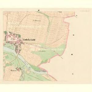 Kattowitz (Katowitz) - c3072-1-004 - Kaiserpflichtexemplar der Landkarten des stabilen Katasters